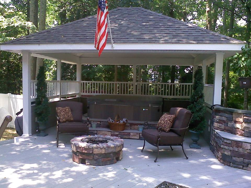 Outdoor Remodeling Patio